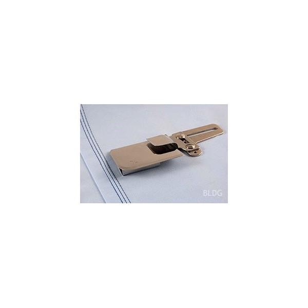 Baby lock Einzelumschlager 6,35 mm