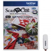 Brother Scan'n'Cut Designs Nr.1