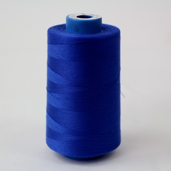 Durak Overlockfaden Blau