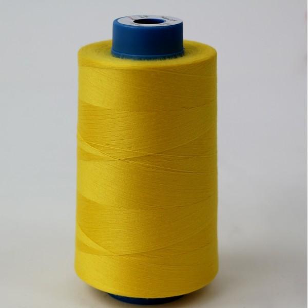 Durak fil pour surjeteuse jaune