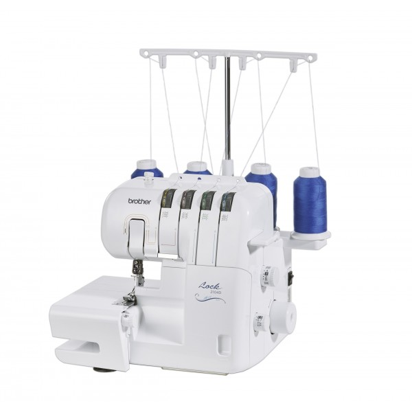 Brother Overlock 2104D