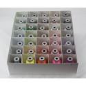 Durak Stickgarnset 35 Farben