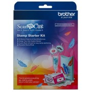 Brother Scan'n'Cut Starterkit für Stempel