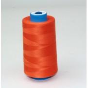 Durak Overlockfaden Orange
