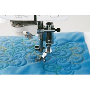 Brother Quilt-Applikationsfuss 7 mm offen