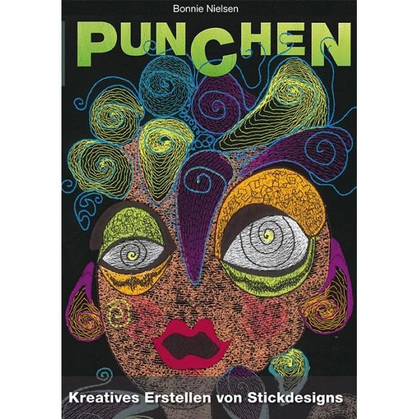 Punchen - Kreatives Erstellen von Stickdesign