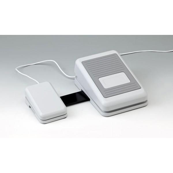 Multifunktions-Fußanlasser mit Fersenschalter und Seitenpedal